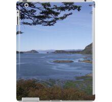 Tierra del Fuego iPad Case/Skin