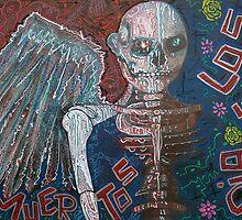 Angel De Los Muertos by Laura Barbosa