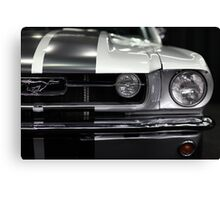Ford Mustang Fastback - 5D20342 Canvas Print