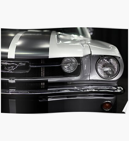 Ford Mustang Fastback - 5D20342 Poster