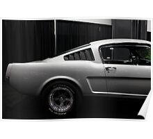 Ford Mustang Fastback - 5D20375 Poster