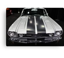 Ford Mustang Fastback - 5D20379 Canvas Print