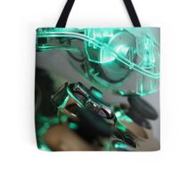 The Glowing Gamer Tote Bag