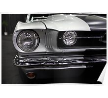 Ford Mustang Fastback - 5D20381 Poster