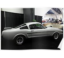 Ford Mustang Fastback - 5D20386 Poster