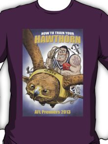 How To Train Your Hawthorn T-Shirt