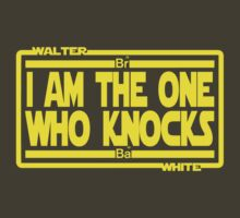 I Am The One Who Knocks - Breaking Bad / Star Wars Parody by Immortalized