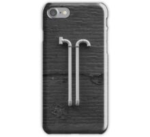 Twin Pipes iPhone Case/Skin