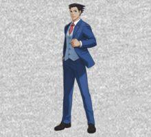 Phoenix Wright - Ace Attorney 5 by yyywww111