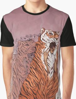 Journey of the Tigress Graphic T-Shirt
