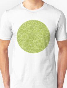 Cactus plants texture pattern T-Shirt