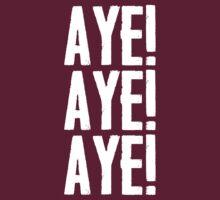 Aye! Aye! Aye! by Leonix
