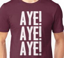Aye! Aye! Aye! Unisex T-Shirt