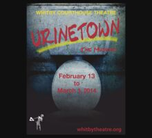 Urinetown The Musical by Whitby Courthouse Theatre