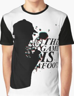 The Game is AFOOT! V.1 Graphic T-Shirt