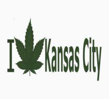 0118 I Love Kansas City  by Ganjastan