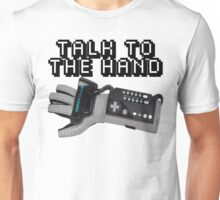 Powerglove: Talk to the Hand Unisex T-Shirt