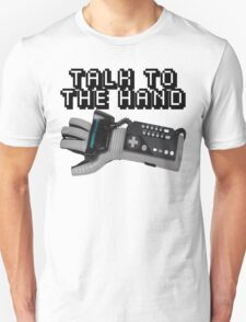 Powerglove: Talk to the Hand T-Shirt
