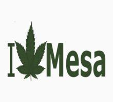 0119 I Love Mesa by Ganjastan