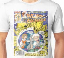 Back to the future comic book Unisex T-Shirt