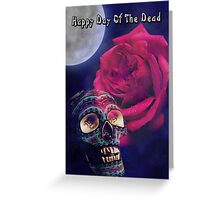Happy Day of the Dead Greeting Card