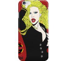 Pam Pop poster iPhone Case/Skin