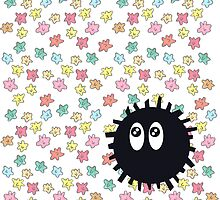 Cute Soot Sprites by missmann