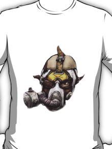 Borderlands Krieg Face T-Shirt