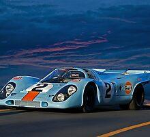 1969 Porsche 911 917K by DaveKoontz