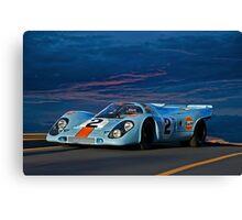 1969 Porsche 911 917K Canvas Print