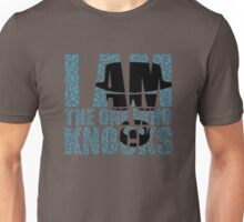 I Am The One Who Knocks (Breaking Bad) Unisex T-Shirt