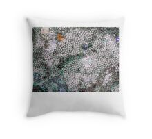 Fossil Carnage 1 Throw Pillow