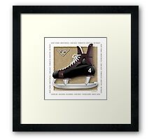 Classic Skate Framed Print
