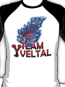 Team Yveltal Blue Arua T-Shirt