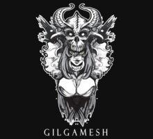 Gilgamesh - Gilga by drunkenazteca
