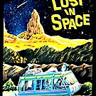 Lost in Space Vintage Lunch Box by dollyforsue