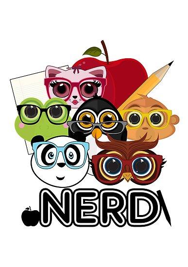 Nerd 3 by Adamzworld