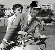 FREDDIE KRUEGER IN ROMAN HOLIDAY by luigitarini