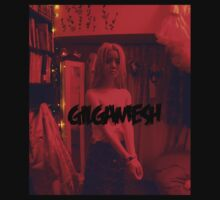 Gilgamesh - red by drunkenazteca