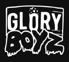 Glory Boyz Ent Hoodie and T-shirt (GBE) by scheme710