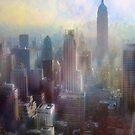 The City by Cathleen Tarawhiti