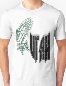 FISH UTAH VINTAGE LOGO T-Shirt
