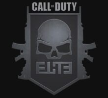 Call Of Duty Elite Shield New (Emblem) by Artmaniac