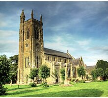 Holy Trinity Church Shaftesbury Photographic Print