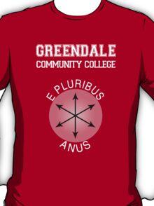 Greendale - E Pluribus Anus T-Shirt