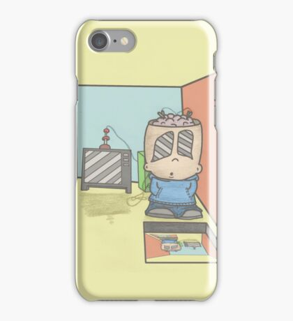 Awe in Observing the Speculum  iPhone Case/Skin