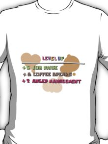 Office Level Up T-Shirt