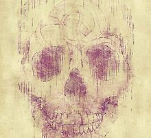 Skull by mikekoubou