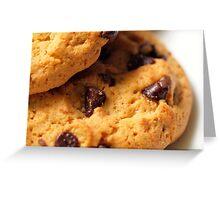 Mmm...Cookies Greeting Card