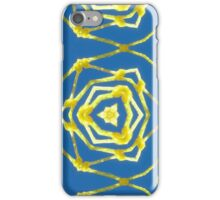 caleidoscophoto - fishing net against sky iPhone Case/Skin